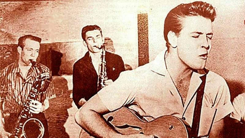 Flor de pasión - Homenaje al gran rockero de primerísima hornada: Eddie Cochran - 07/10/14 - escuchar ahora