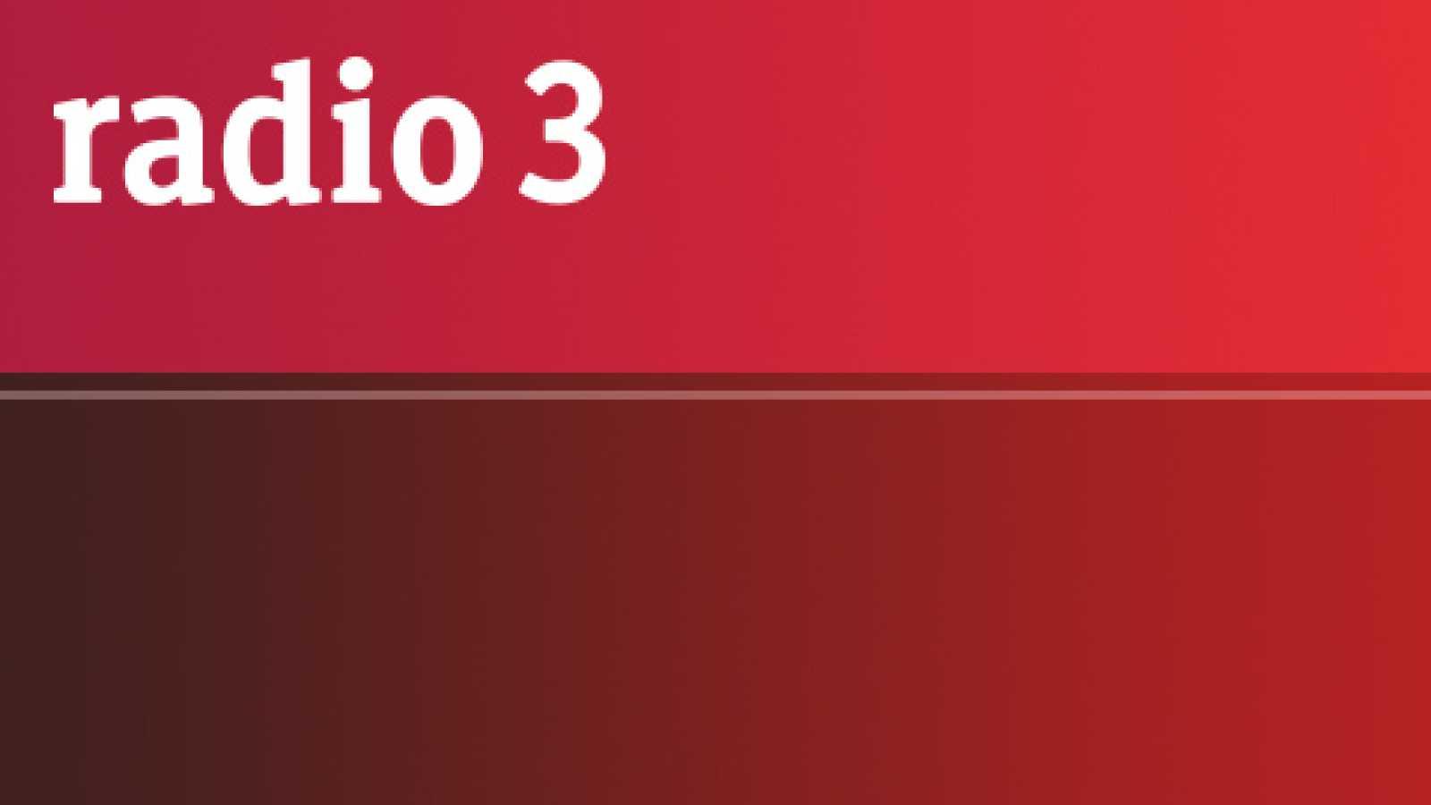 Fiesta de inauguración del nuevo estudio diseñado por SUSO33 - escuchar ahora