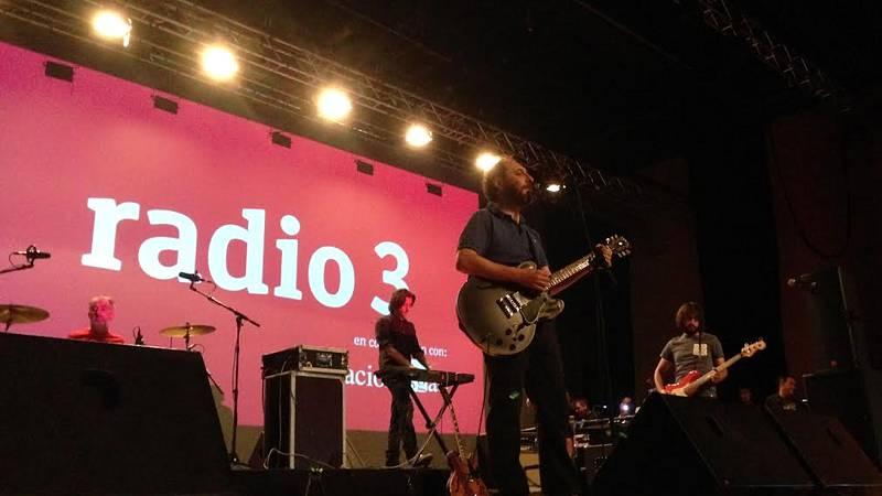 Fiesta de Radio 3 en Granada