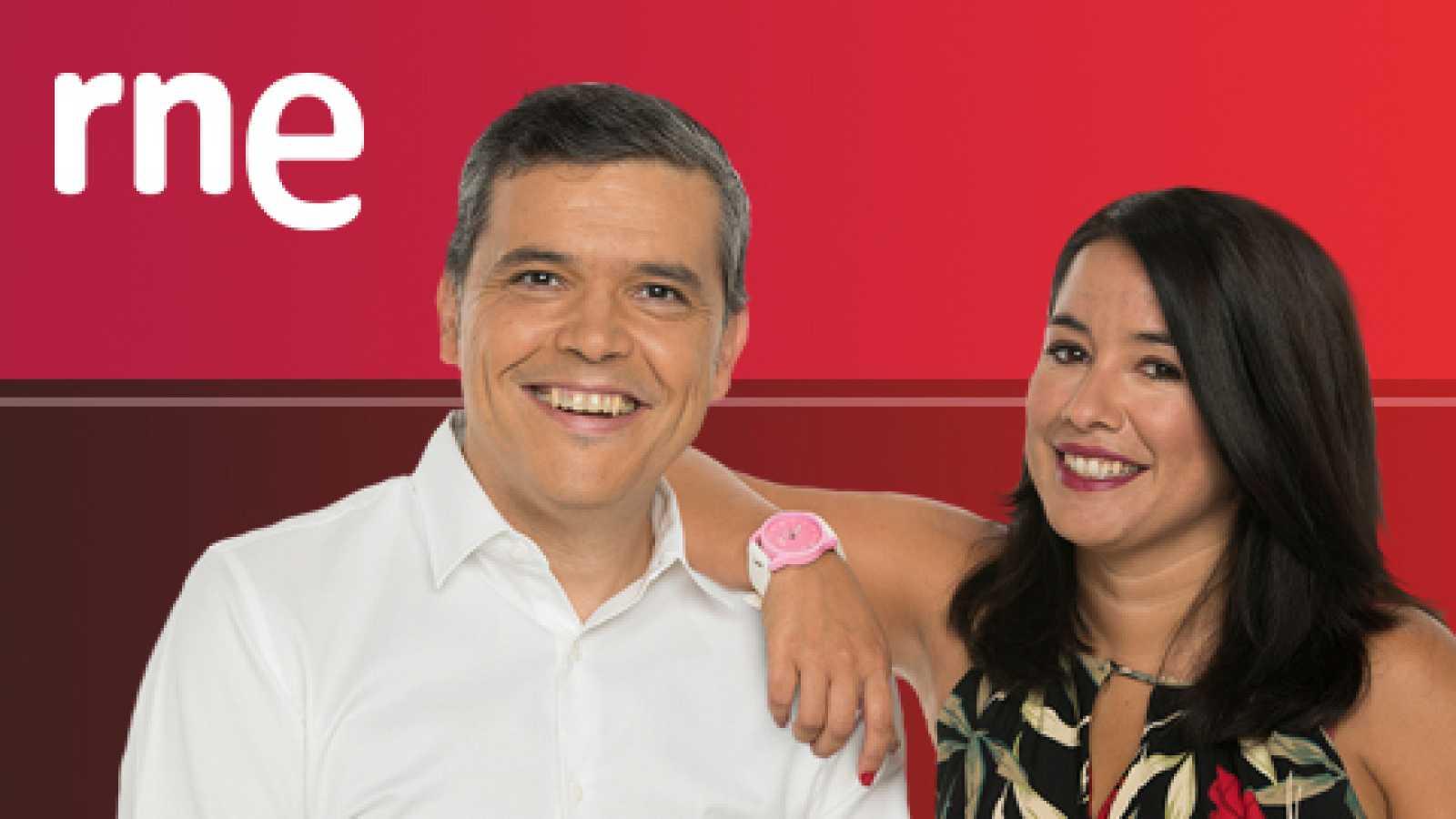 Las mañanas de RNE - El cocinero Sergio Fernández, embajador de las aceitunas españolas - Escuchar ahora