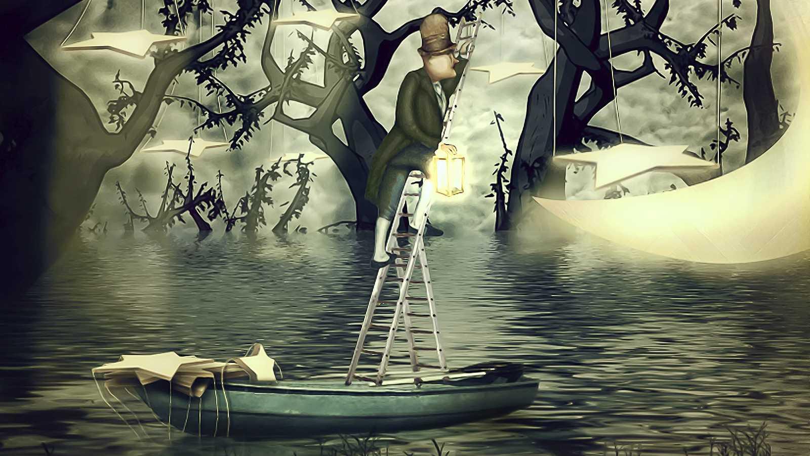 La buhardilla - Mágicas palabras - 04/11/14 - Escuchar ahora