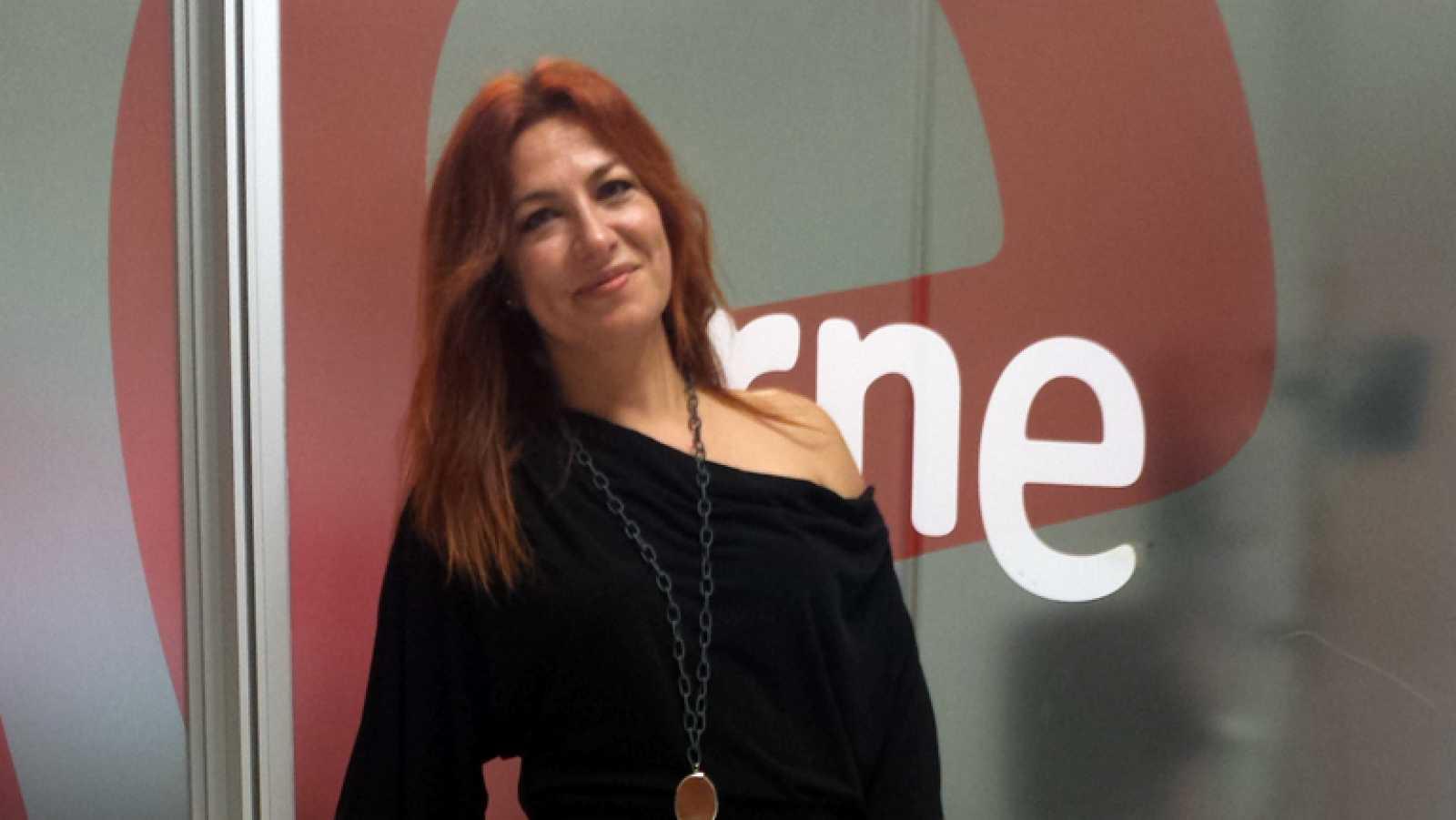 """Las mañanas de RNE - Pilar Jurado: """"'El diablo en el poder' es la evolución de la lírica hasta la zarzuela, de la que estoy muy orgullosa"""" - Escuchar ahora"""
