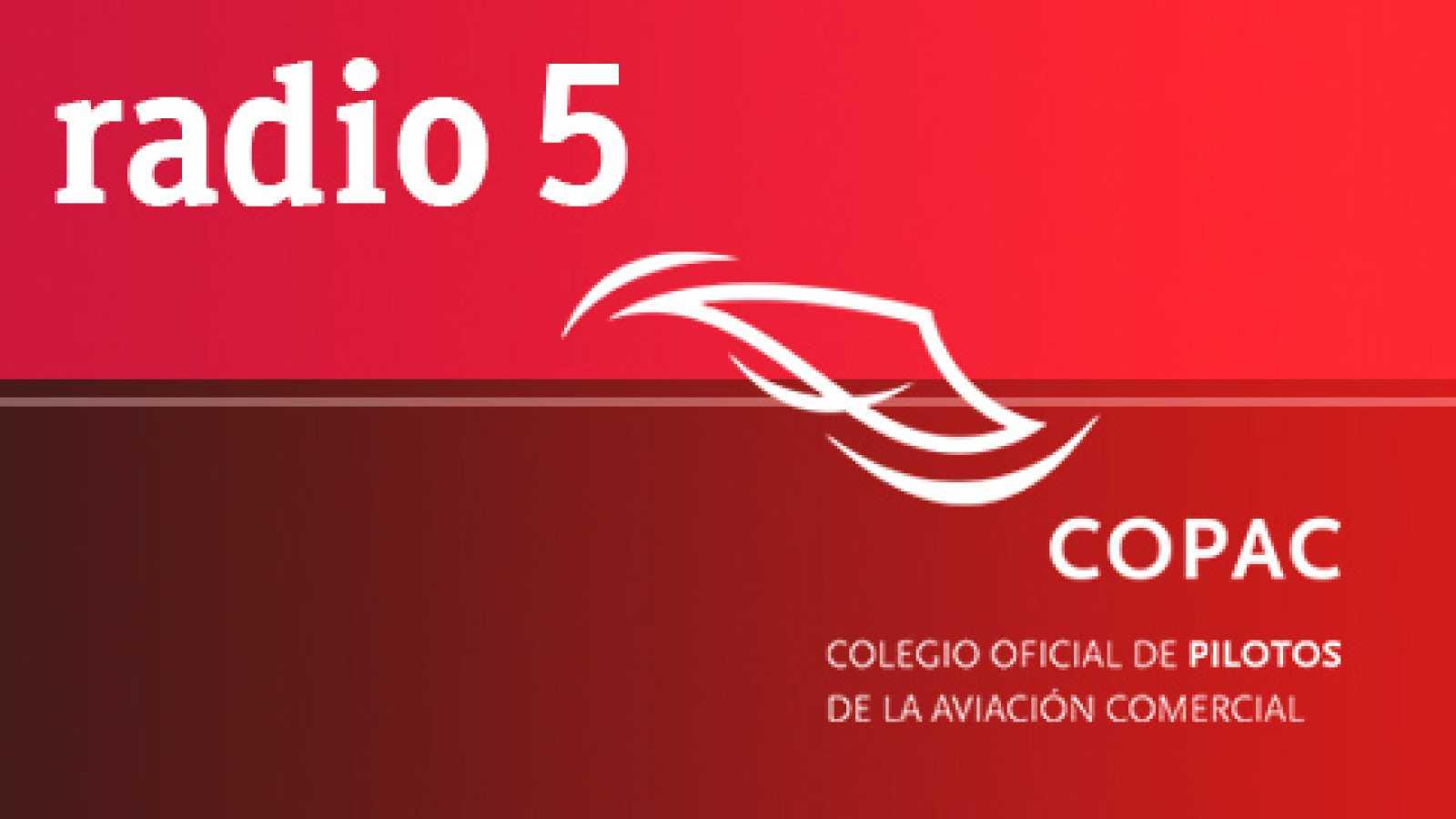 Por todo lo alto - Piloto y controlador - 12/11/14 - escuchar ahora