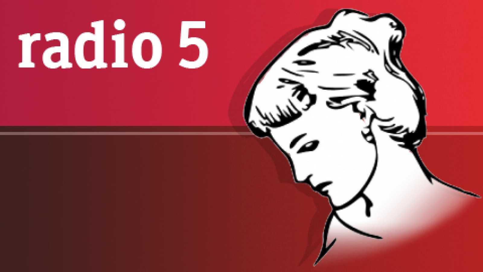Con voz de mujer - Protocolo trata de seres humanos - 13/11/14 - Escuchar ahora