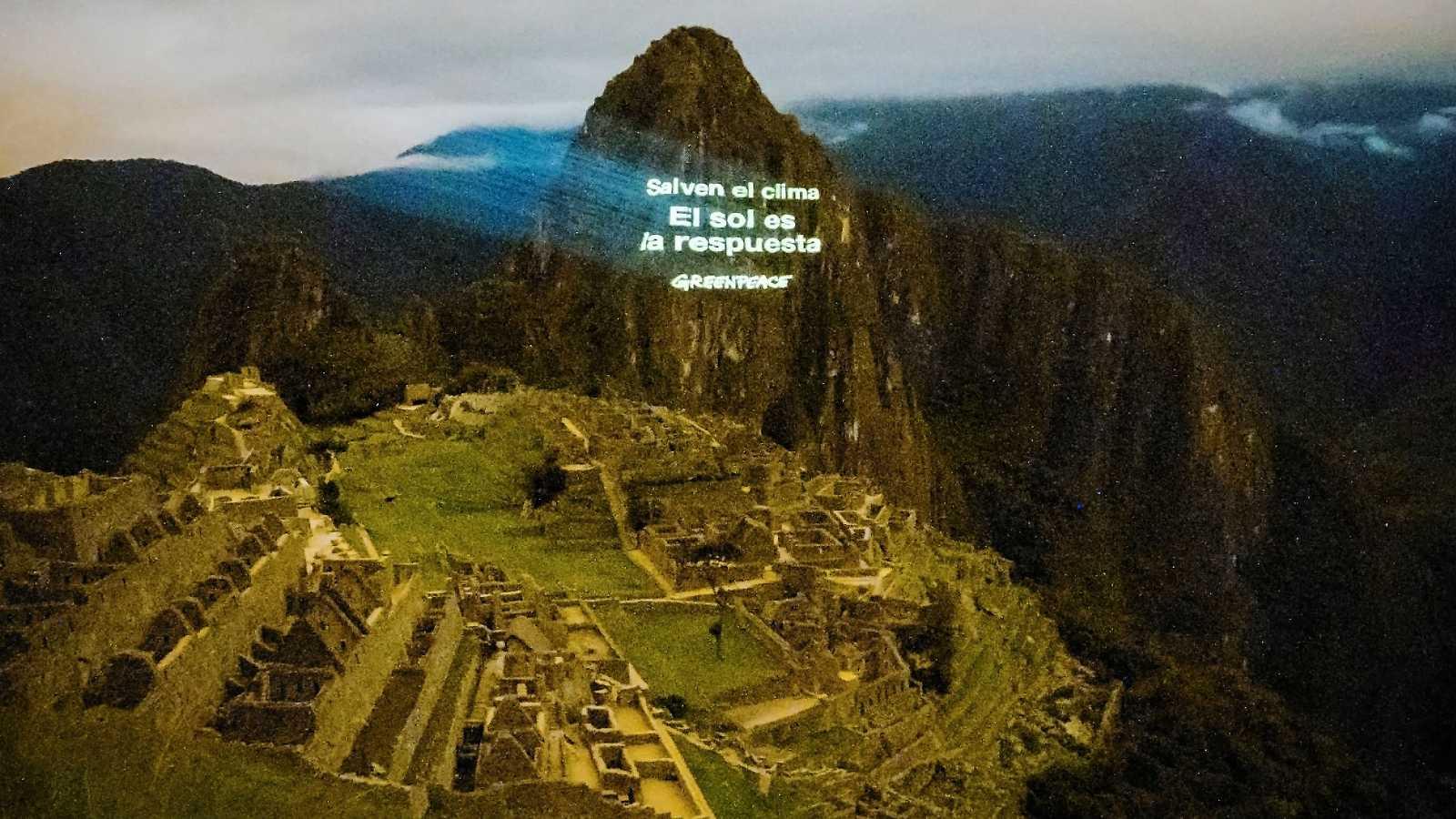 Las mañanas de RNE - Cumbre del clima en Lima - Escuchar ahora