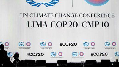 Generación verde - Cumbre del Clima de Lima - Escuchar ahora