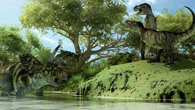 Lógica paleontológica - ¿Cómo clasifican los paleontólogos los dinosaurios? - Escuchar ahora