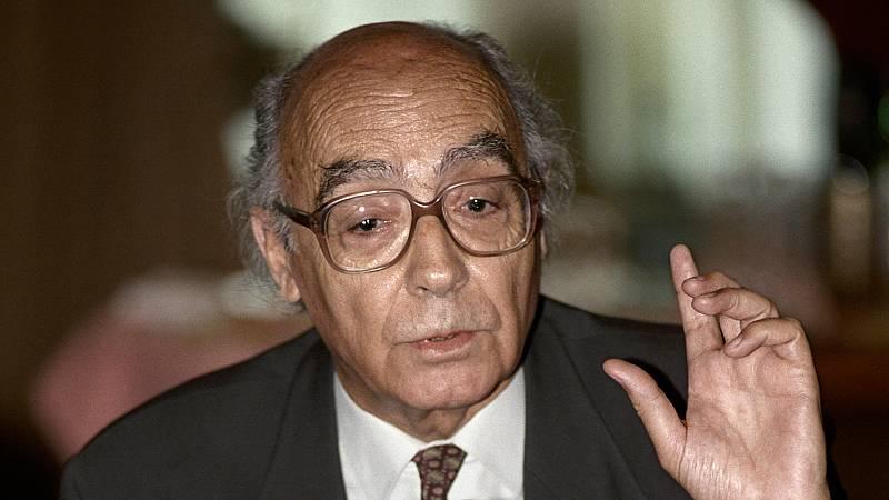 Libro de notas - 'Ensayo sobre la ceguera', de José Saramago - 15/11/08 - Escuchar ahora