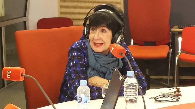 Las mañanas de RNE - Concha Velasco regresa al teatro con 'Olivia y Eugenio' - Escuchar ahora