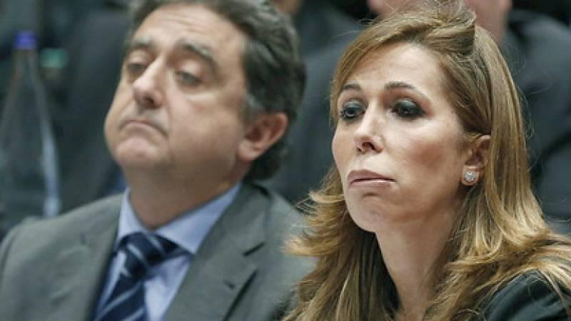 """Alicia Sánchez-Camacho: """"Mas no dijo nada porque Pujol amenazó con mover las ramas y que cayeran los nidos"""" - Escuchar ahora"""