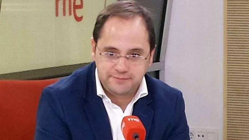 Las mañanas de RNE - César Luena avanza que no habrá primarias para elegir un nuevo candidato en Madrid - Escuchar ahora
