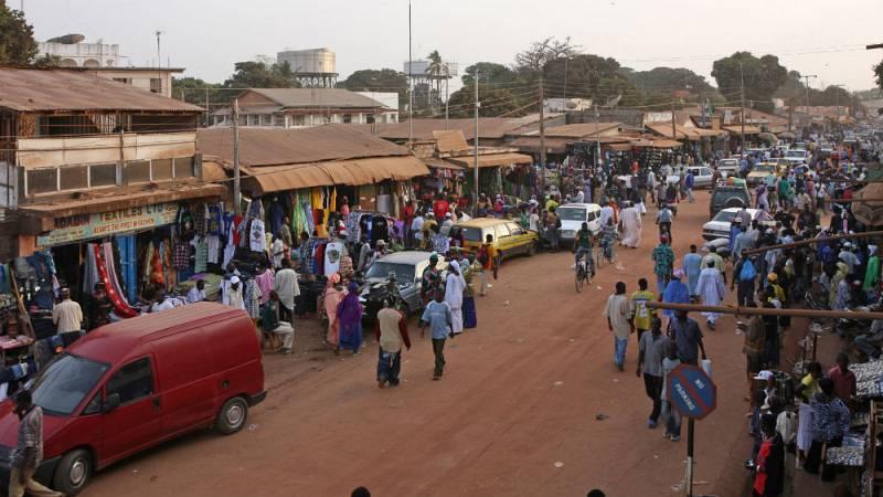Nómadas - Gambia, un país río - 15/02/15 - escuchar ahora