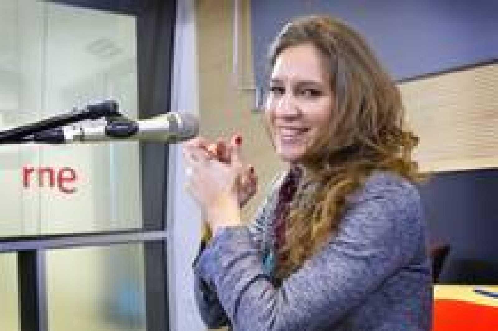El canto del grillo - María Toledo y su disco 'conSentido' - Escuchar ahora