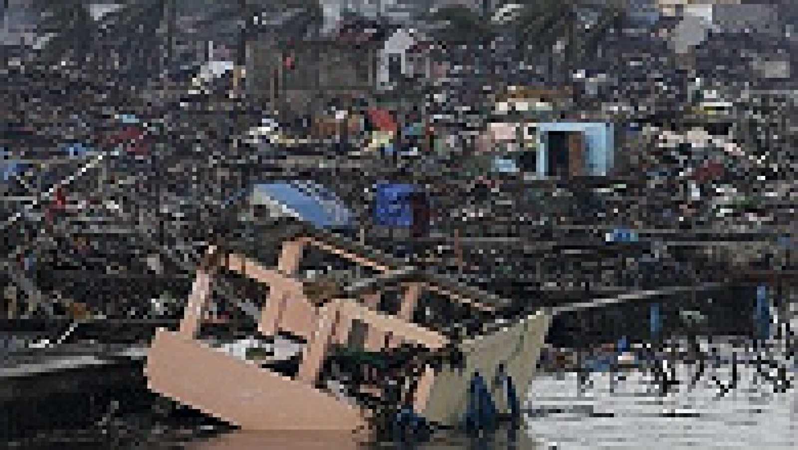 Cooperación pública en el mundo - Filipinas, respuesta española a los desastres naturales - 16/02/15 - Escuchar ahora