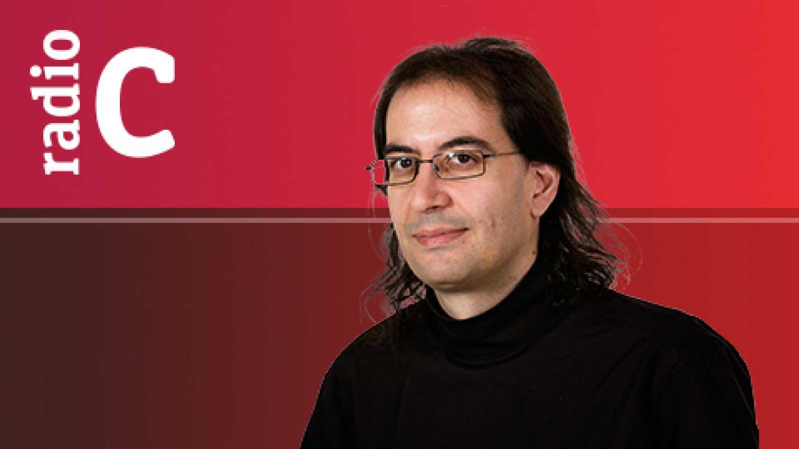 Ars sonora - Derecho y arte sonoro (II), con Javier de la Cueva - 14/03/15 - escuchar ahora
