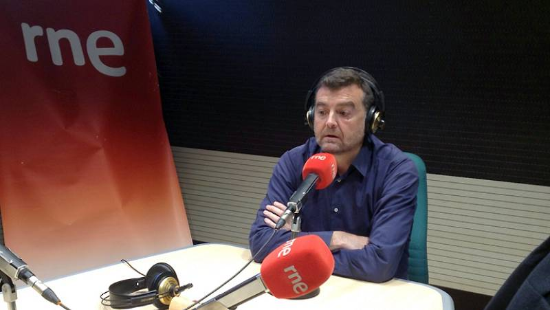 """Las mañanas de RNE - Antonio Maíllo: """"No vamos a votar a favor de la investidura de Susana Díaz"""" - Escuchar ahora"""