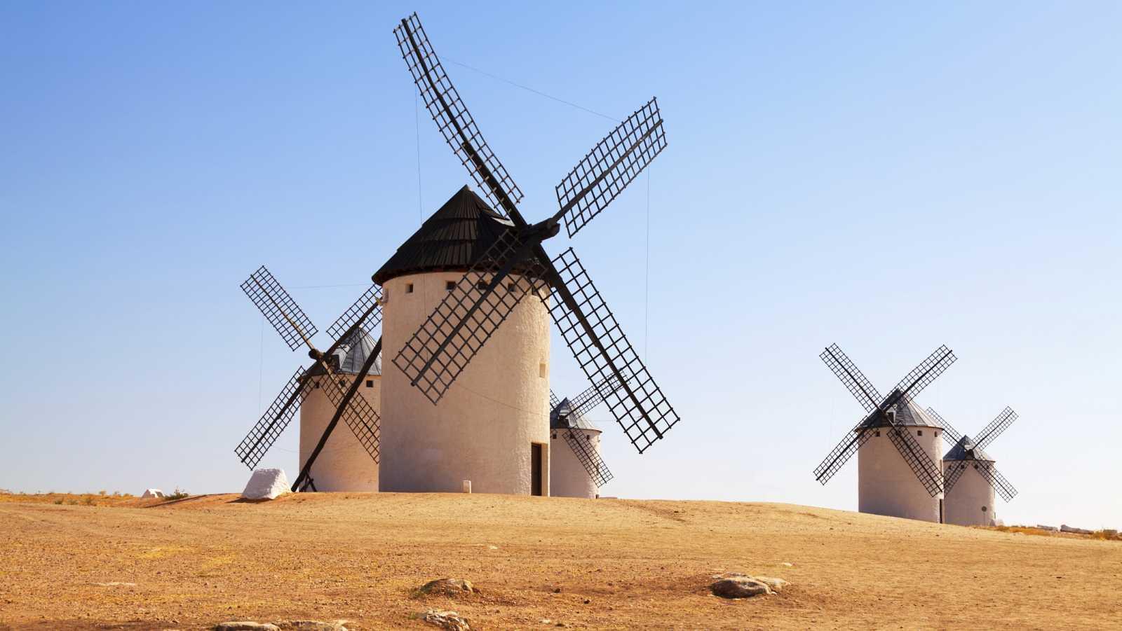 El Quijote del siglo XXI: versión radiofónica - Los molinos - Escuchar ahora