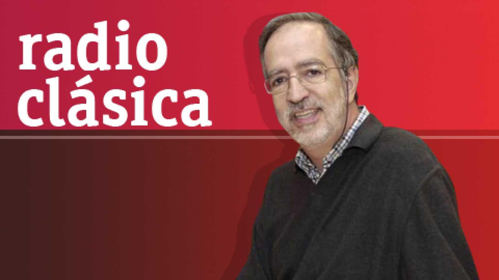 Las cosas de Palacios - Cuentos y música, un idilio permanente - 09/05/15 - escuchar ahora