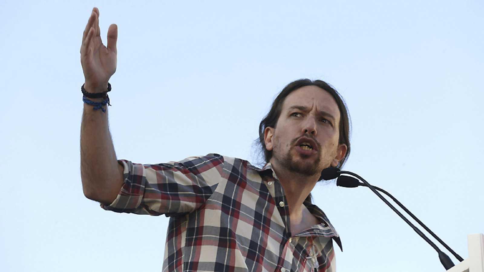 Las mañanas de RNE - Elecciones 24M - Entrevista a Pablo Iglesias, secretario general de Podemos - Escuchar ahora