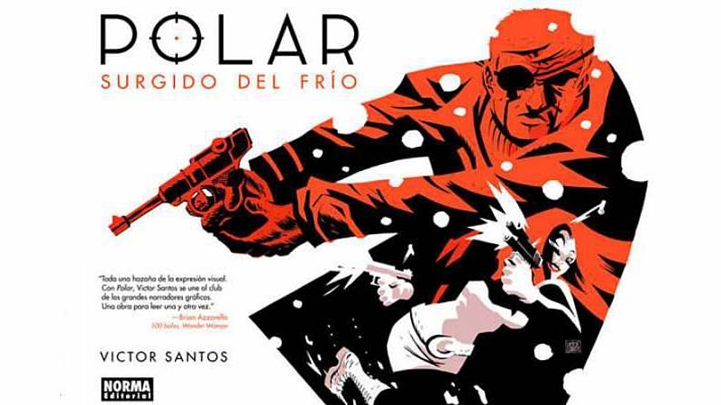 Viñetas y bocadillos - 'Polar' de Víctor Santos - 17/05/15 - Escuchar ahora