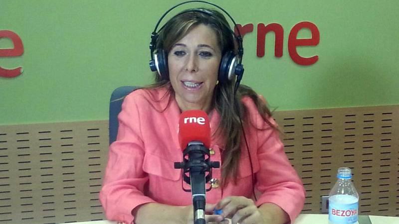 Las mañanas de RNE - Sánchez-Camacho respeta pero no comparte la marcha de Fabra y Bauzá - Escuchar ahora