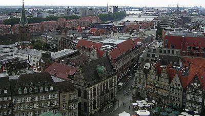Nómadas - Bremen: comerciante, marinera y musical - 31/05/15 - escuchar ahora