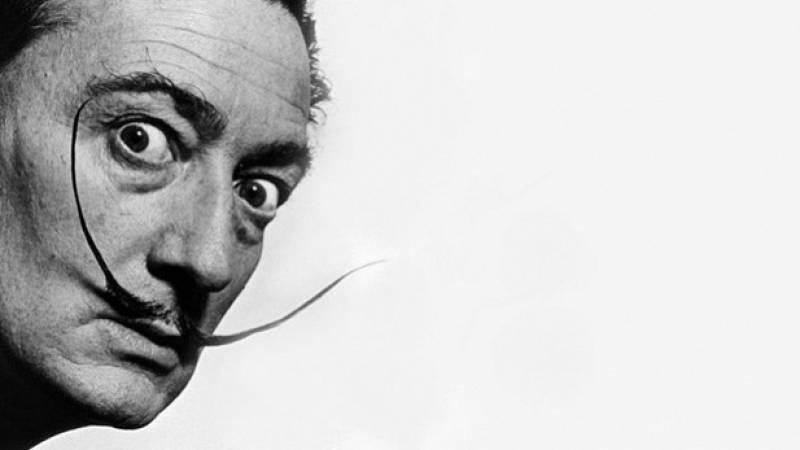 Audios para recordar - Salvador Dalí, comentarista de radio - Escuchar ahora