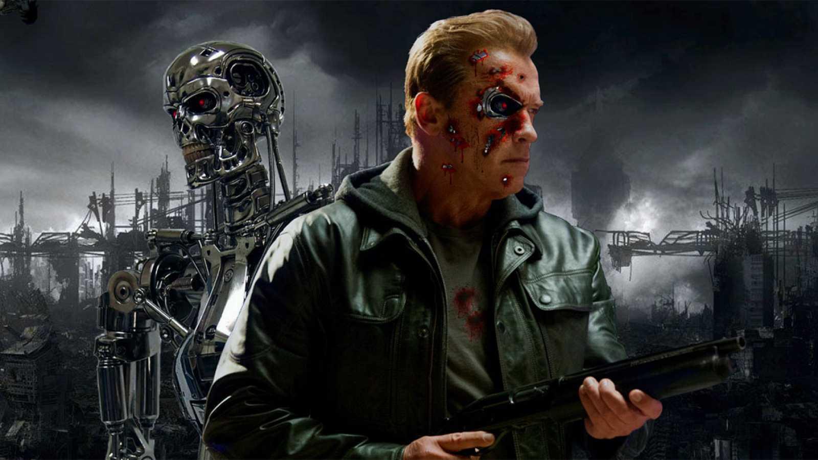 Ciencia y acción - Terminator Génesis (Alan Taylor, 2015) - Escuchar ahora