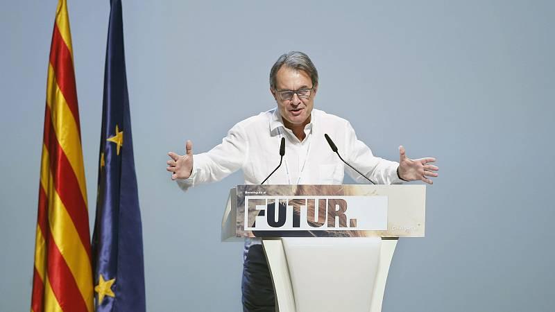 Las mañanas de RNE - Mas pide el respaldo a la independencia - Escuchar ahora