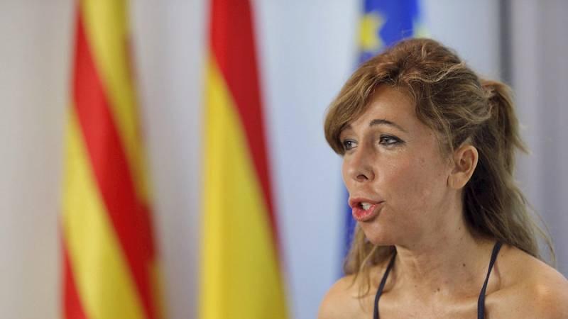 Boletines RNE - Este martes se conocerá quién liderará la candidatura del PP catalán el 27S - Escuchar ahora