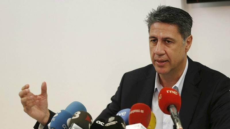 Boletines RNE - Xavier García Albiol, candidato del PP catalán el 27S - Escuchar ahora