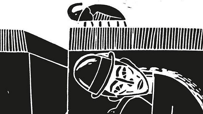 La libélula - 'Kafka con sombrero', de Jesús Marchamalo y Antonio Santos - 29/07/15 - Escuchar ahora