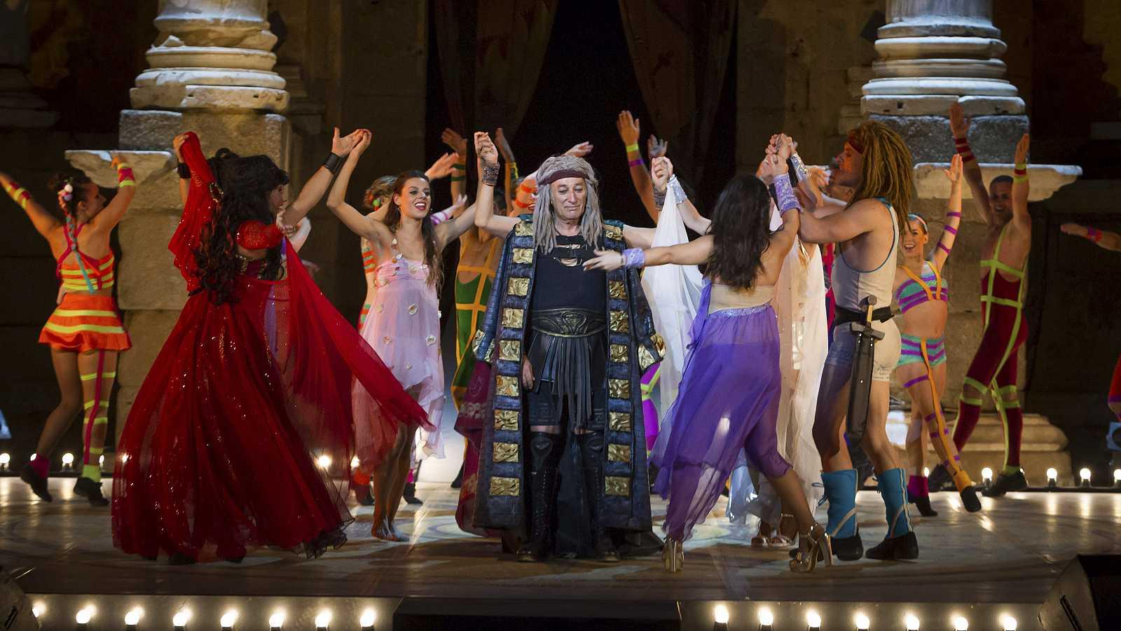Las mañanas de RNE - Pablo Abraira triunfa en Mérida con un musical sobre Hércules - Escuchar ahora