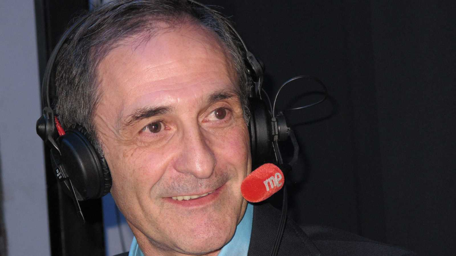 Entrevista David Rodríguez - Escuchar ahora