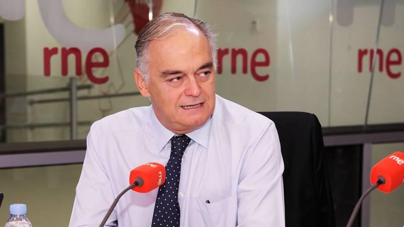 """Las mañanas de RNE - González Pons: """"El debate sobre la inmigración viene para quedarse"""" - Escuchar ahora"""