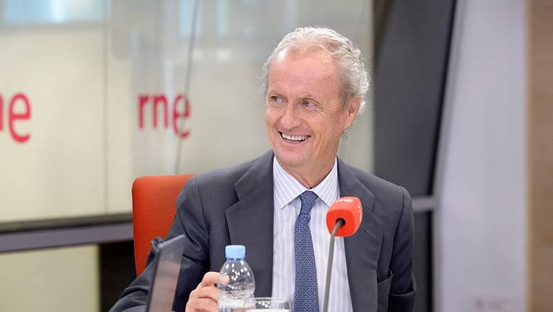 """Las mañanas de RNE - Pedro Morenés lamenta la """"mirada corta"""" que ha tenido la comunidad internacional sobre Siria - Escuchar ahora"""
