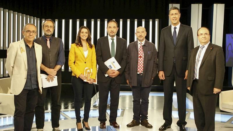 Boletines RNE - Arranca la campaña de las elecciones catalanas - Escuchar ahora