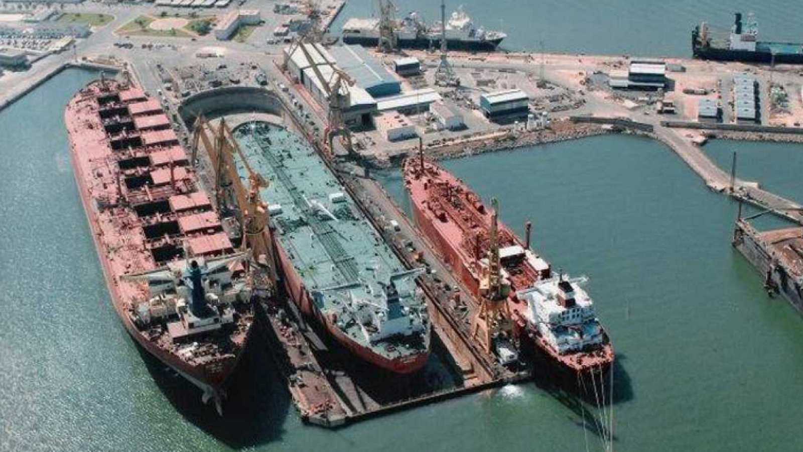 Españoles en la mar - Acuerdo entre Navantia y los sindicatos - 10/09/15 - Escuchar ahora