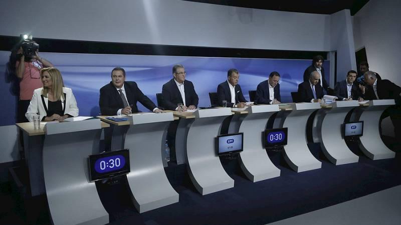 Radio 5 Actualidad - Rueda de corresponsales: Concluye la campaña electoral en Grecia - Escuchar ahora