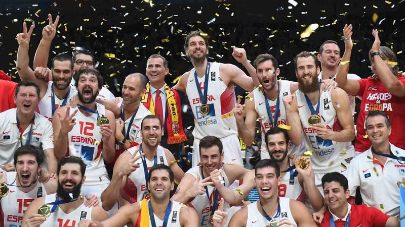 Radio 5 Actualidad - Selección Española de Baloncesto, Campeona de Europa - Escuchar ahora