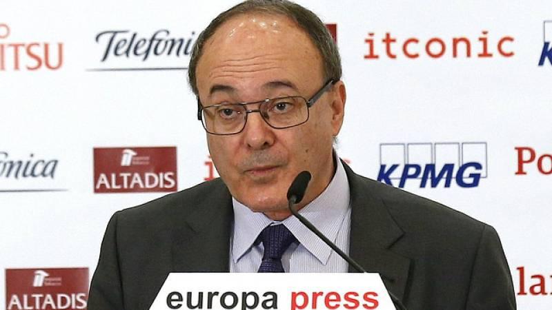Diario de las 2 - Luis María Linde no descarta un corralito en una hipotética Cataluña independiente - Escuchar ahora