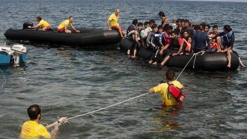 Marca España - Socorristas en Lesbos - Escuchar ahora