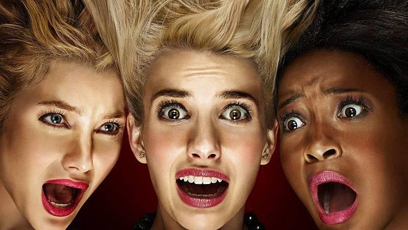 Router con Paloma Cortina - Series Router: Scream queens - 24/10/15 - Escuchar ahora
