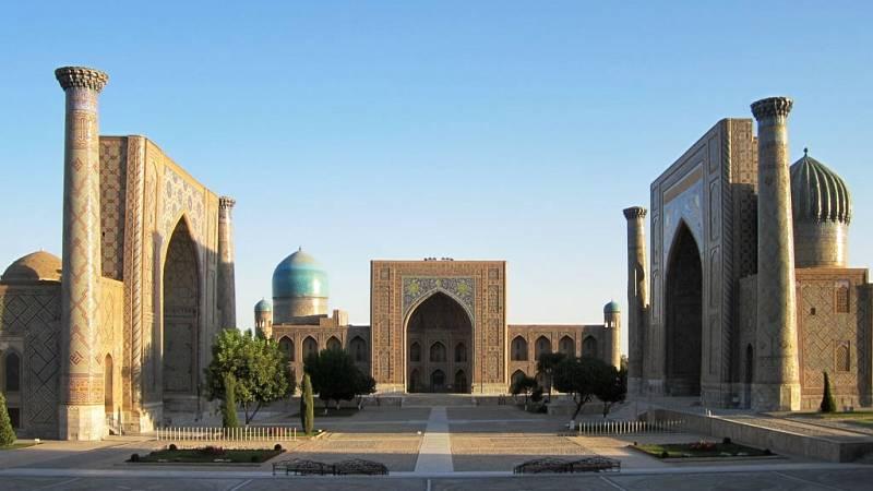Nómadas - Uzbekistán: un sedoso cruce de caminos - 18/10/15 - escuchar ahora