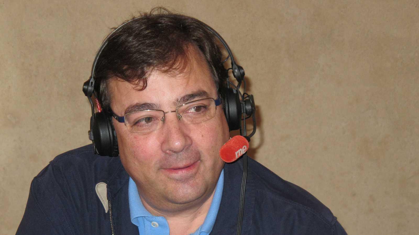 No es un día cualquiera - Guillermo Fernández Vara - Escuchar ahora