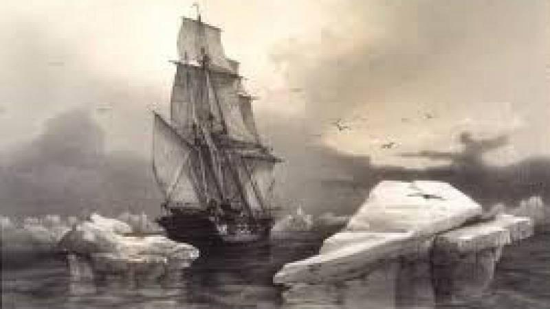 Españoles en la mar - El San Telmo¿ ¿descubridores de la Antártida? - Escuchar ahora