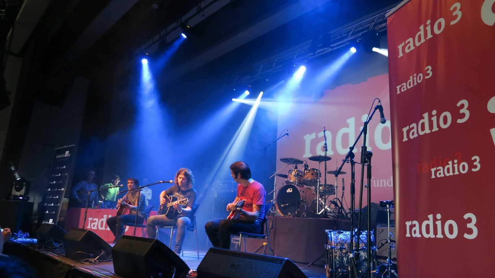 Fiesta de Radio 3 en Santander - 24/10/15 - ESCUCHAR AHORA