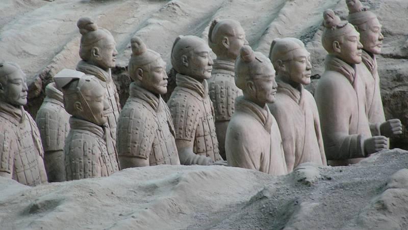 Nómadas - Xian, capital de un imperio - 26/08/18 - escuchar ahora