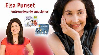 La estación azul de los niños - Elsa Punset, entrenadora de emociones - 14/11/15 - escuchar ahora