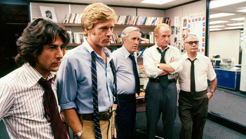 """Una historia de cine - """"Todos los hombres del presidente"""" - 21/11/15 - Escuchar ahora"""